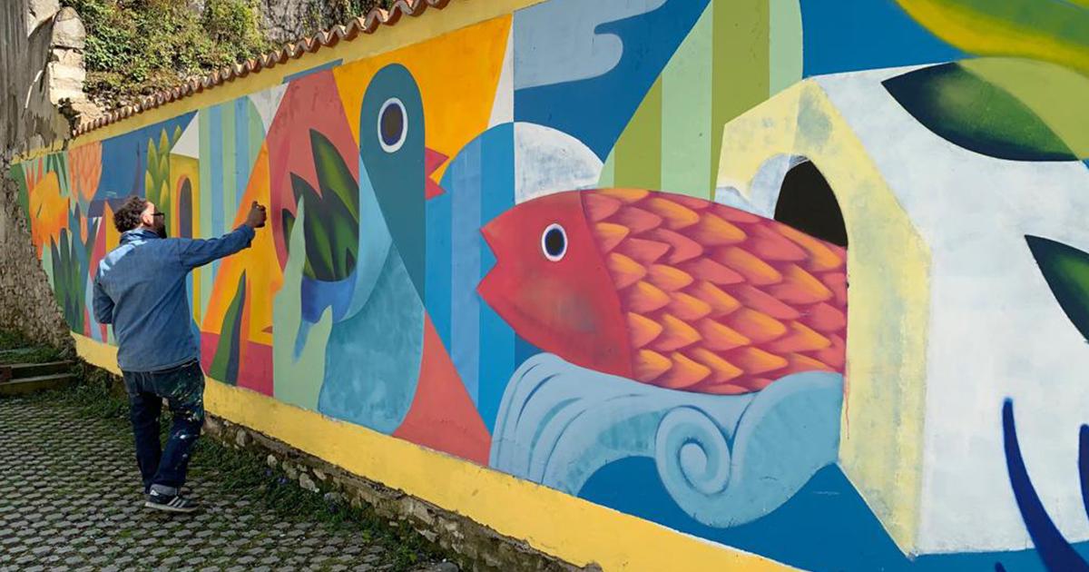 Street Art Dax