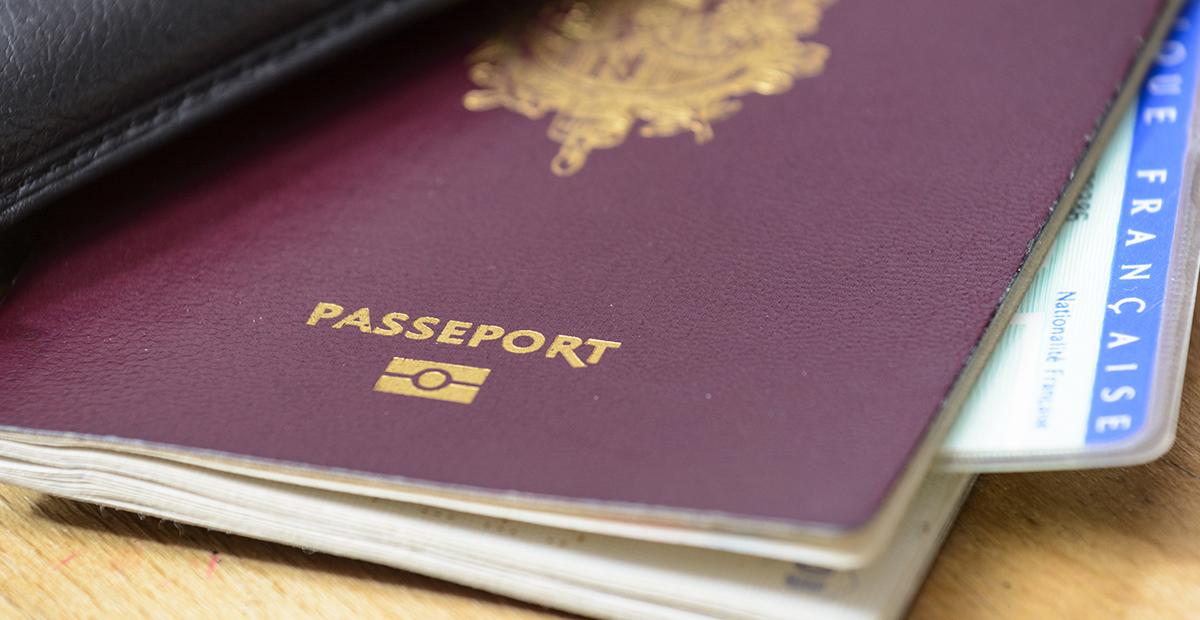passeport identité